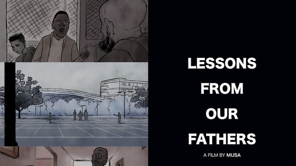 Lessons From Our Fathers project video thumbnail