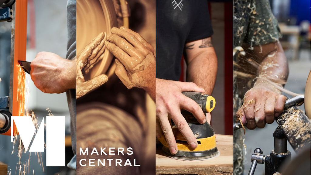 Makers Central project video thumbnail
