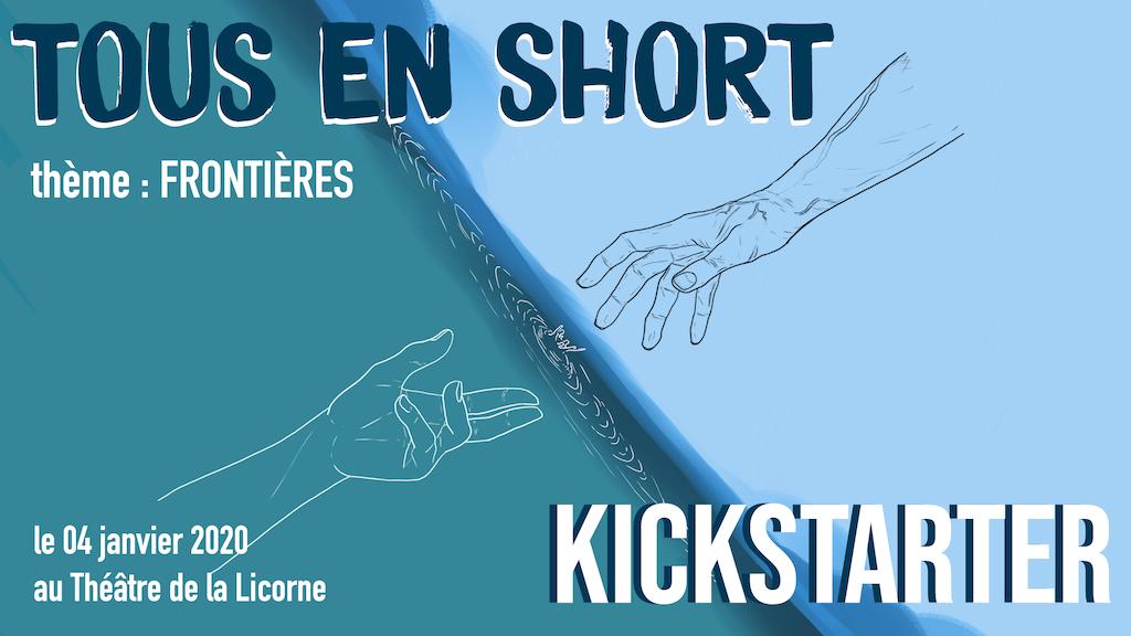 Project image for Tous en Short festival 2020
