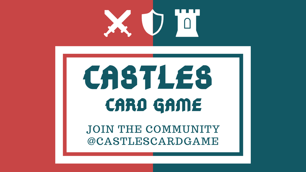 Tired of the same old card game you've been playing for years? Us too!