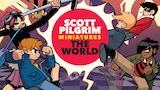 Scott Pilgrim Miniatures the World - Relaunch! thumbnail