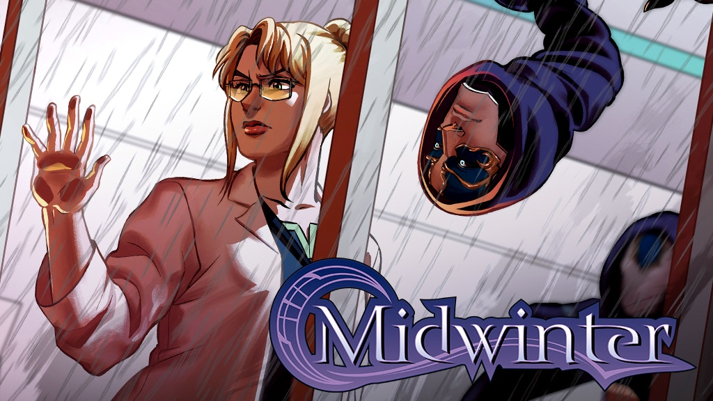 """Project image for """"Midwinter"""" Volume 2"""