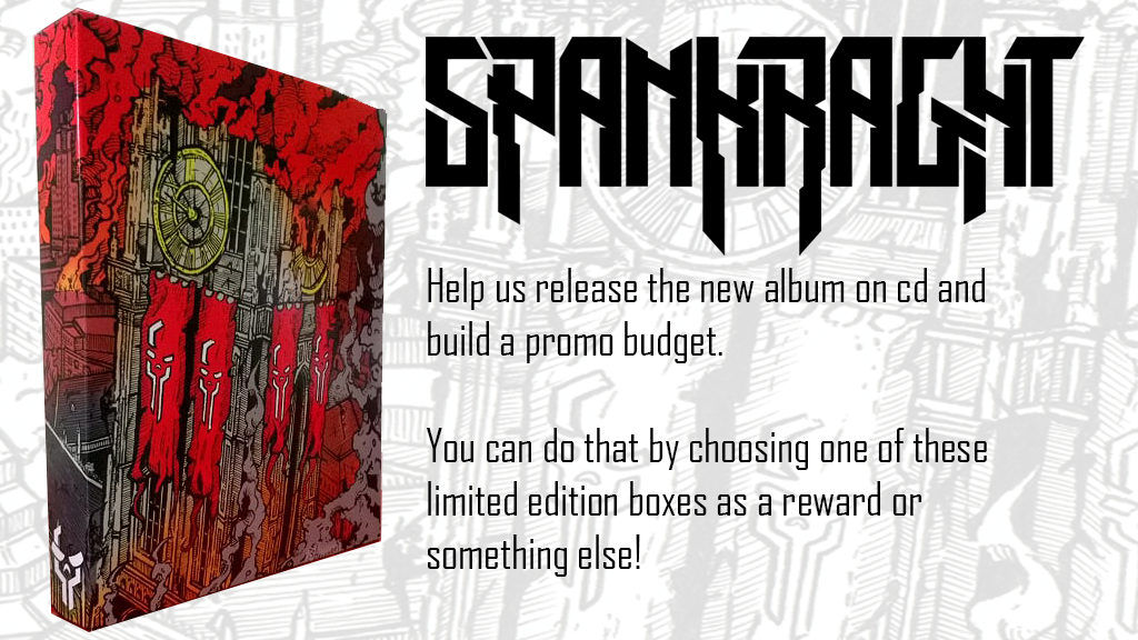 Project image for Help Spankraght release the album!