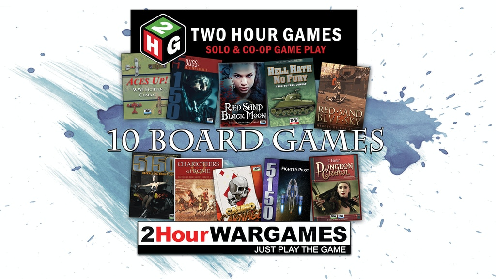 10 Fantasy, Sci-Fi, Historical & Zombie Games - Buy 1 or All project video thumbnail