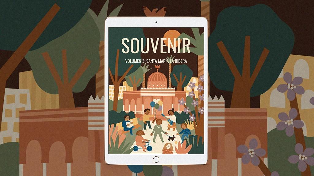 Mexico Creates: Revista Souvenir (App) project video thumbnail