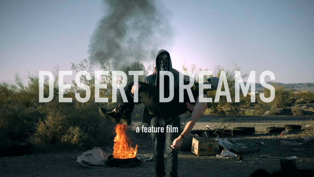 Desert Dreams - a feature film project video thumbnail