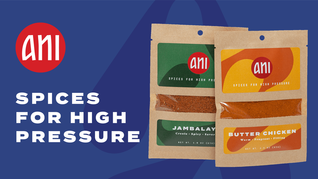 Ani Spices - recipes & spice packs for pressure cookers project video thumbnail