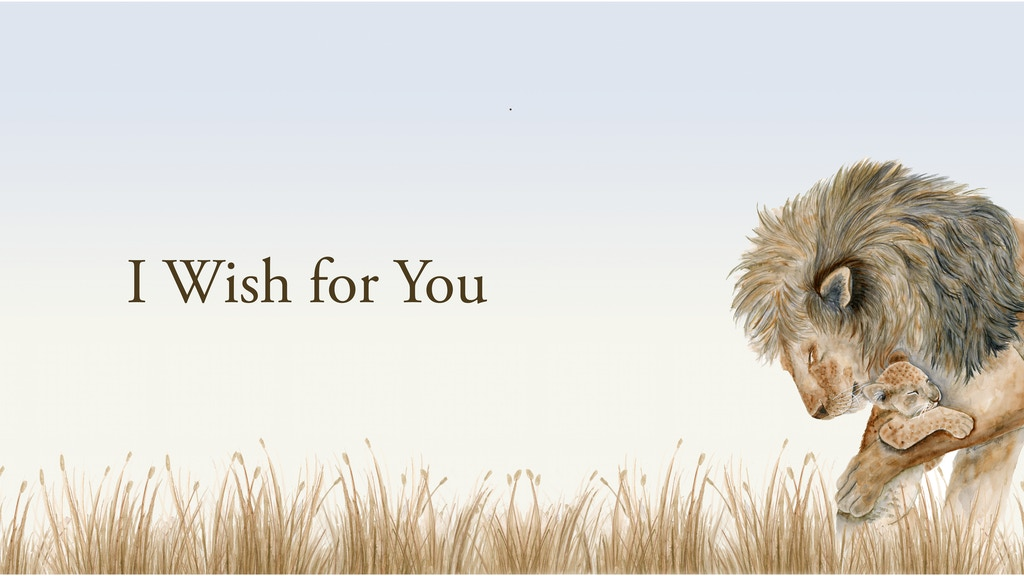 I Wish For You - Celebrating Wildlife and the Human Spirit project video thumbnail