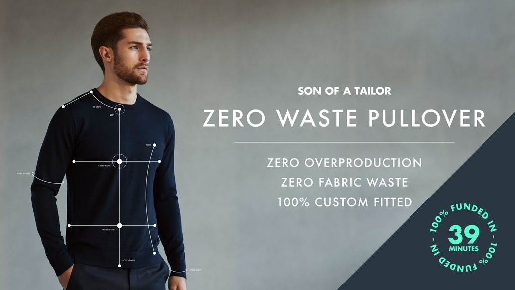 ZERO WASTE PULLOVER by Son of a Tailor project video thumbnail