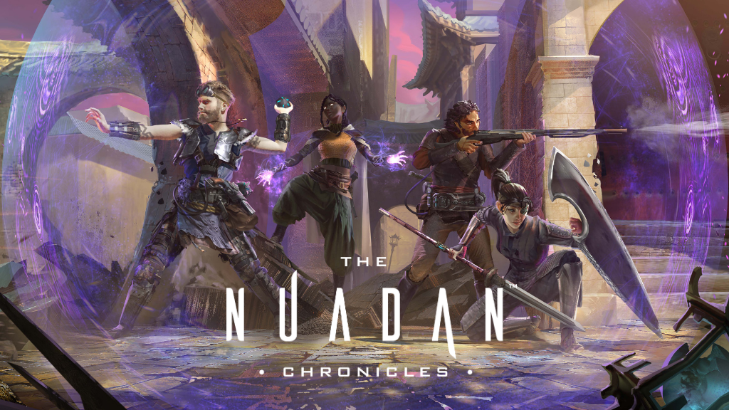 The Nuadan Chronicles - An Electro Fantasy Tabletop RPG project video thumbnail