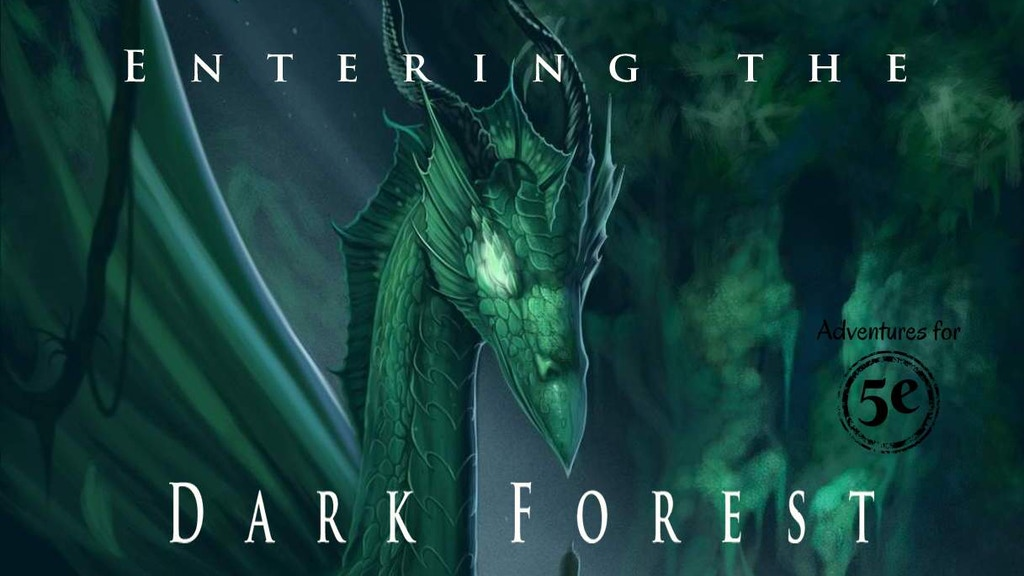 Project image for The Dark Forest (Canceled)
