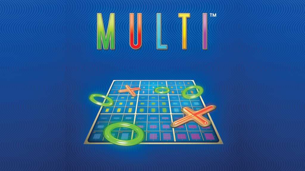 MULTI - Math Board Game - Fun For All Ages! project video thumbnail