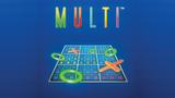 MULTI - Math Board Game - Fun For All Ages! thumbnail