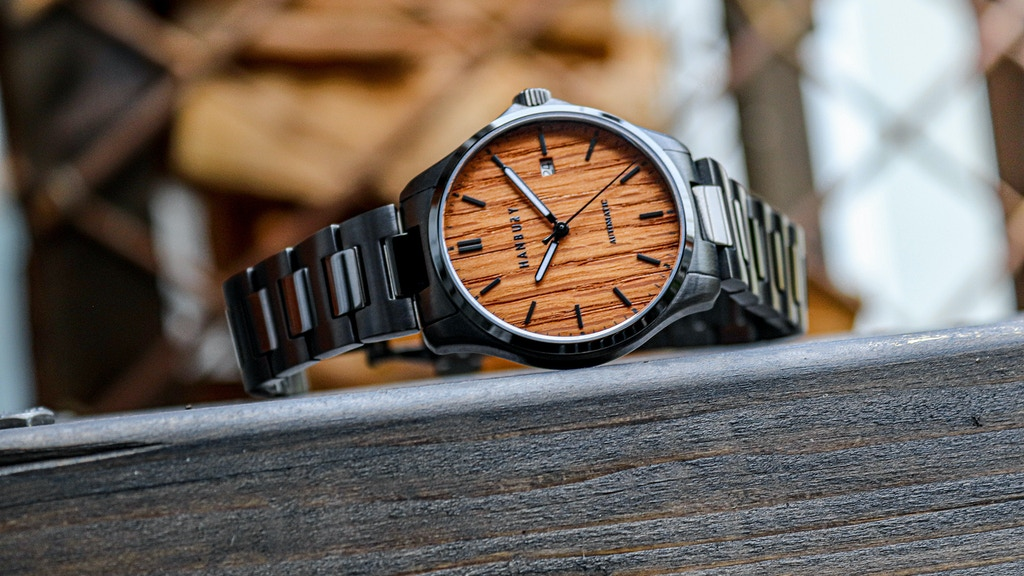 The Automatic Watch Unlike Any Other by Hanbury project video thumbnail