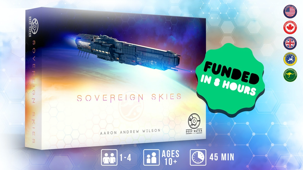 Sovereign Skies project video thumbnail