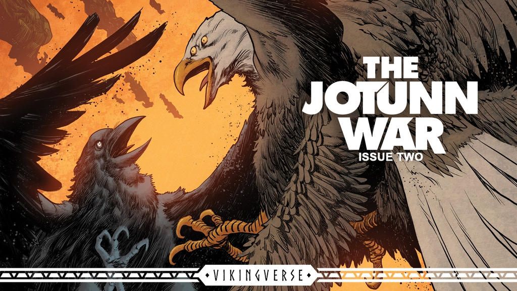 The Jötunn War Issue Two project video thumbnail