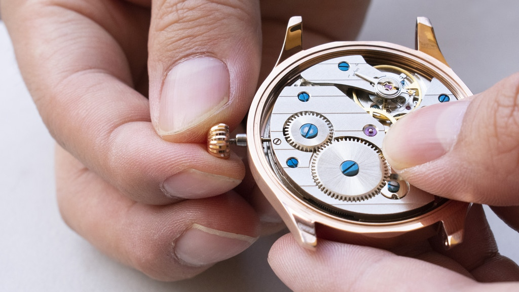 ROTATE: Build Your Own Mechanical Watch project video thumbnail