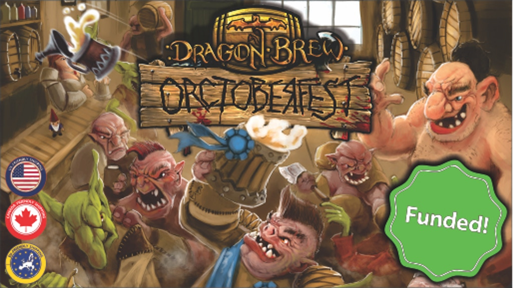 Dragon Brew: Orctoberfest project video thumbnail
