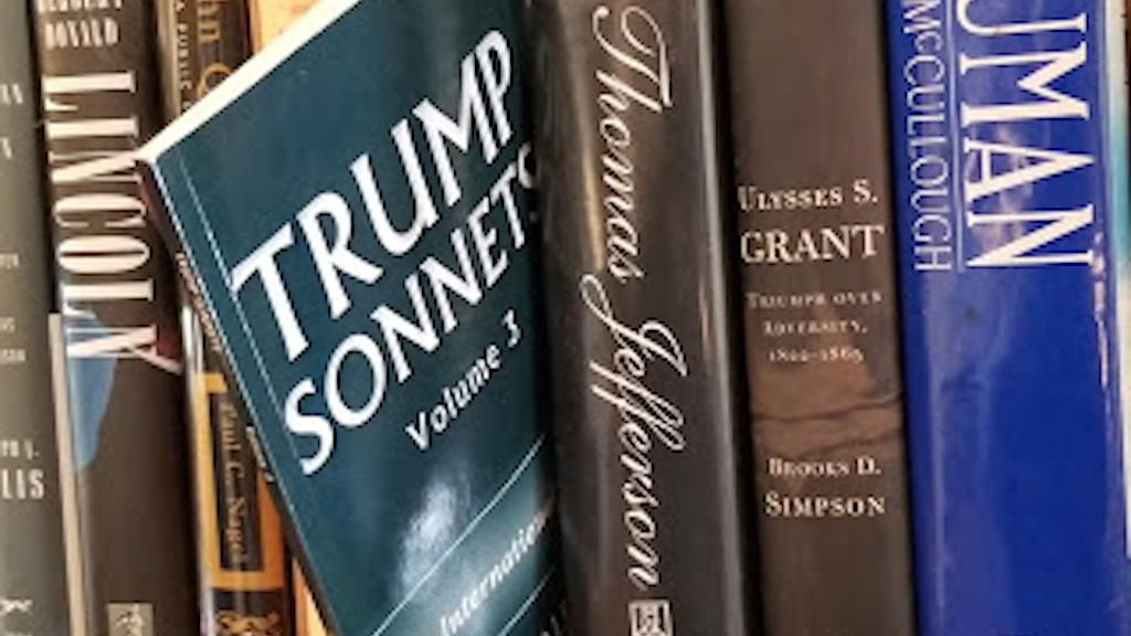 Trump Sonnets, Volume 4 project video thumbnail