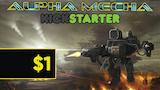 Alpha Mecha: PDF Edition thumbnail