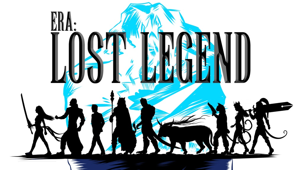Era: Lost Legend - A Final Fantasy-inspired RPG project video thumbnail
