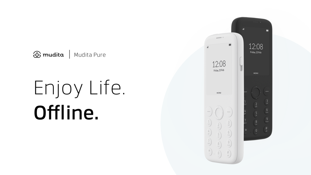 Mudita Pure: Your Minimalist Phone project video thumbnail