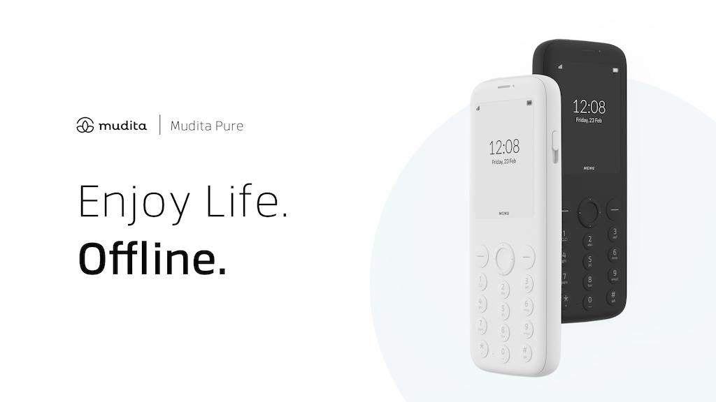 Miniature de la vidéo du projet Mudita Pure: Your Minimalist Phone