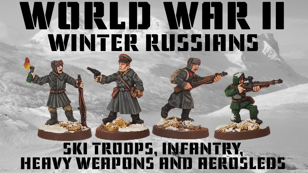 Project image for Winter Russians