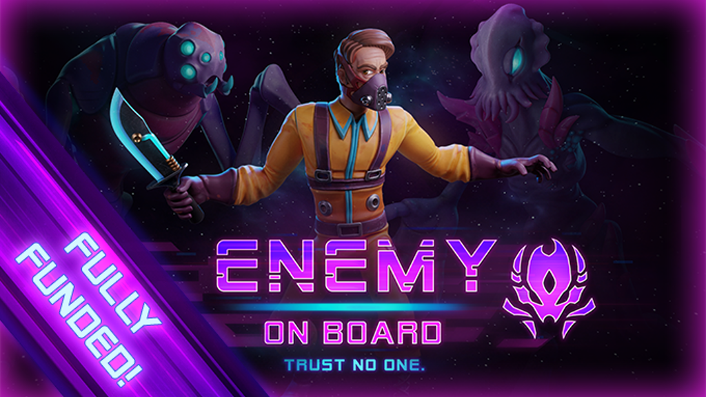 Enemy on Board project video thumbnail