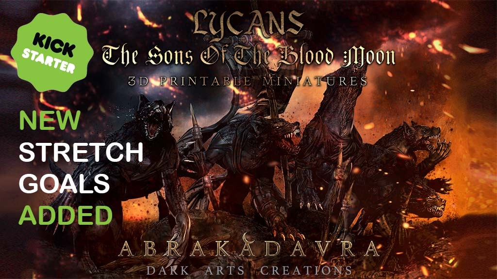 Lycans - Sons of the Blood Moon project video thumbnail