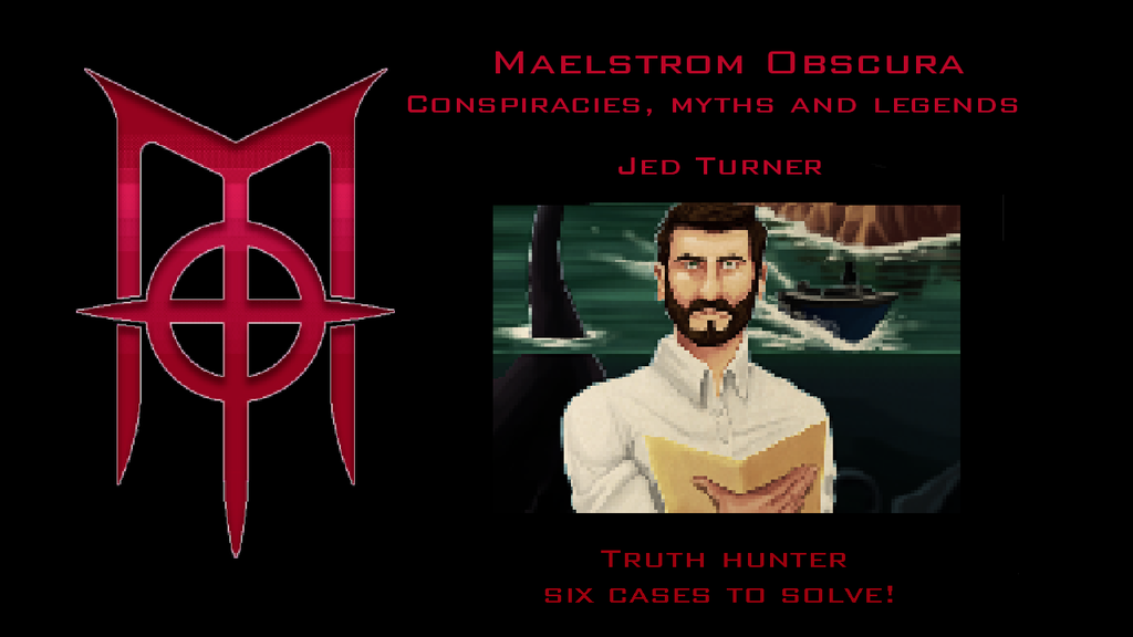 Project image for Maelstrom Obscura: Conspiracies, Myths and Legends