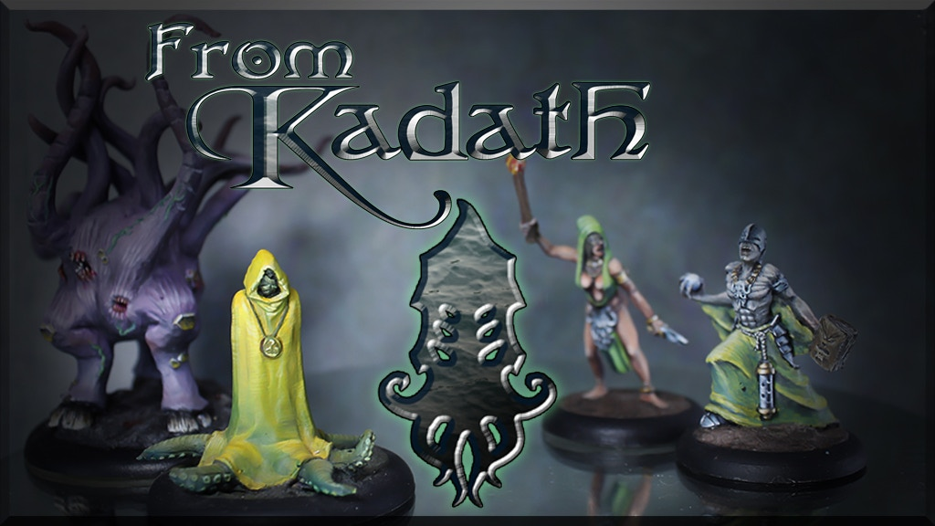 From Kadath project video thumbnail