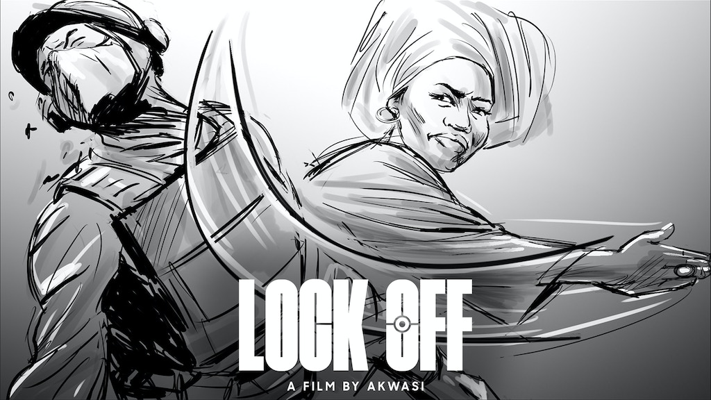 Lock Off - Short Film project video thumbnail