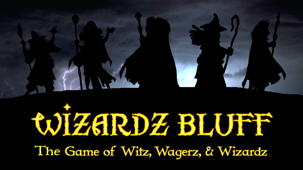 Wizardz Bluff project video thumbnail
