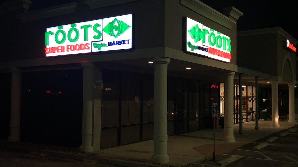 Roots Super Foods Vegan Market By Lana Sullivan
