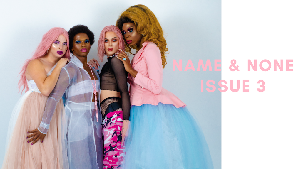 Name & None Issue 3 project video thumbnail