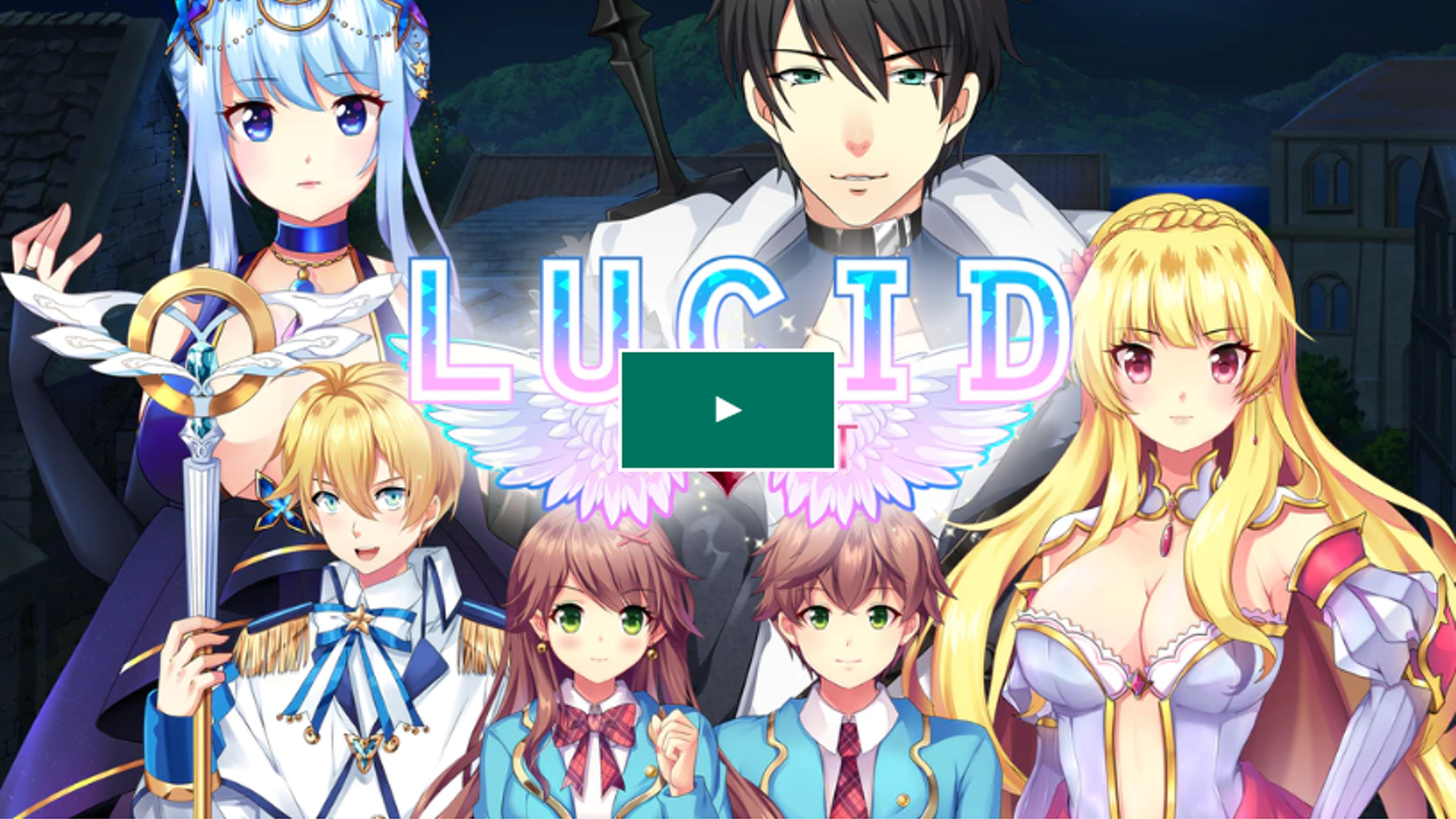 A Visual Novel/JRPG for both men and woman with a bisexual romance system and alternate paths/endings.