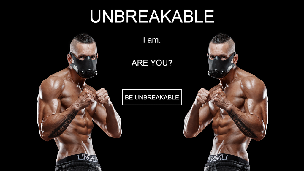 Project image for UNBREAKABLE – A Reminder of the Only Opinion That Matters!