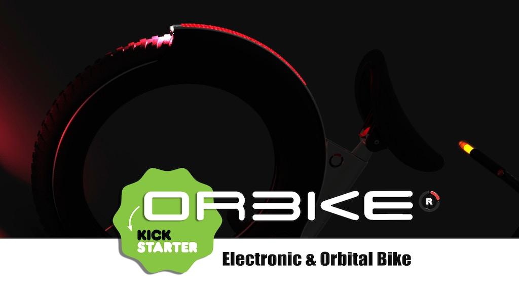 Project image for Orbike: Electronic & Orbital Bike (Canceled)