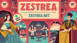 ZESTREA - a marriage negotiation board game thumbnail