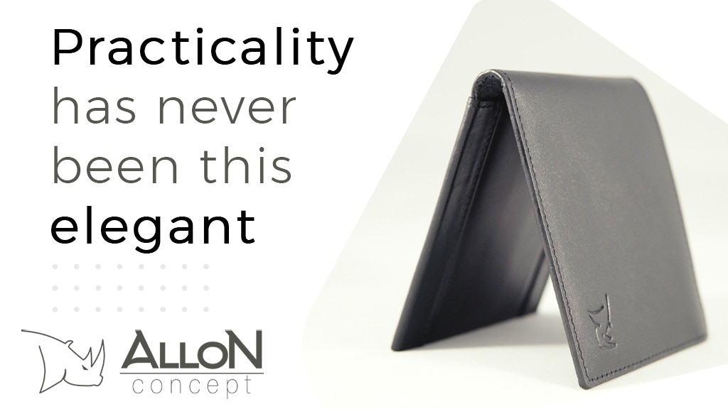 Allon Wallet: We've styled practicality