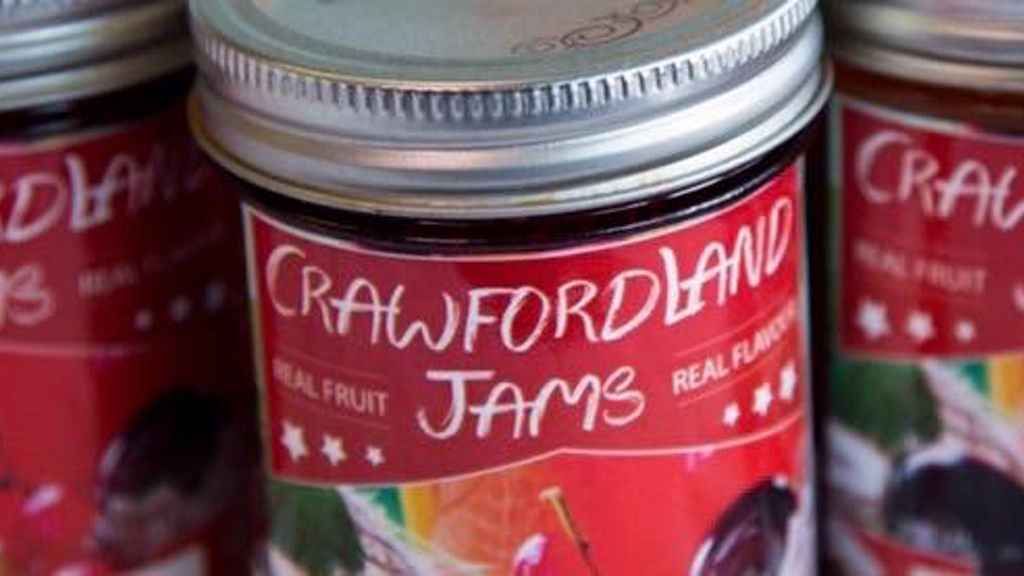 Project image for CrawfordLand Jams - Home Style Spreads