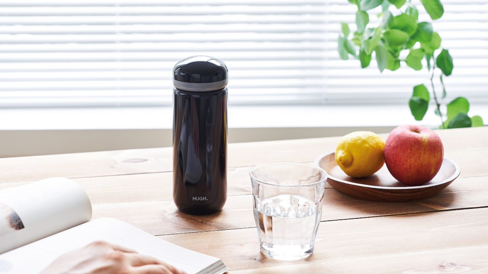 Pebble bottle incorporates both practicality and elegant design into one portable Coffee brew coffee, tea, and infused water maker.