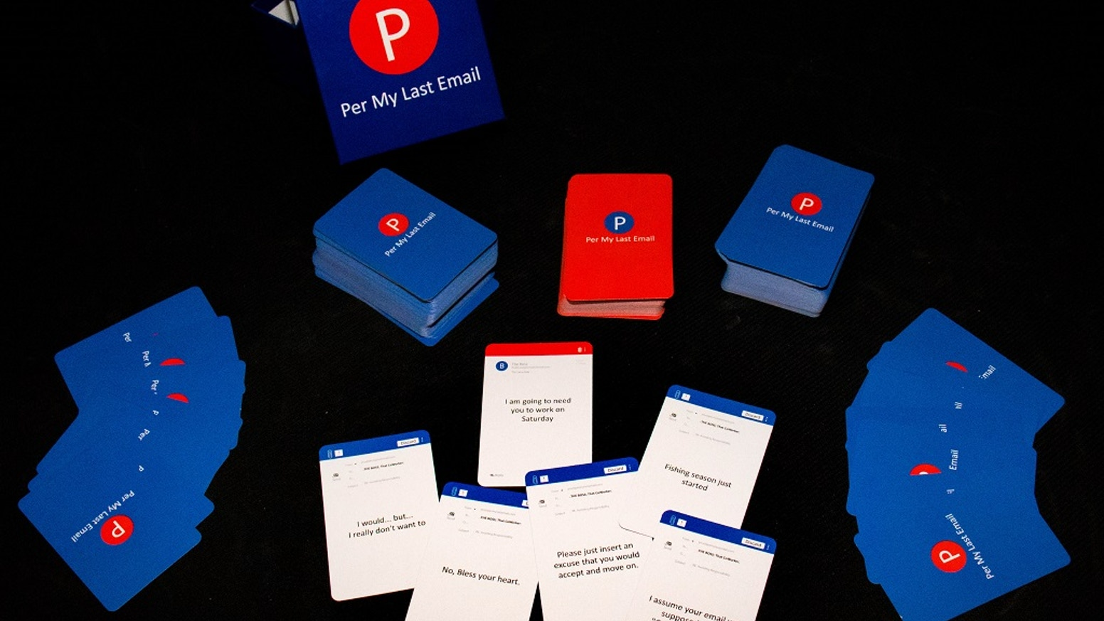 The Casual Party Game  for Disgruntled Office Workers