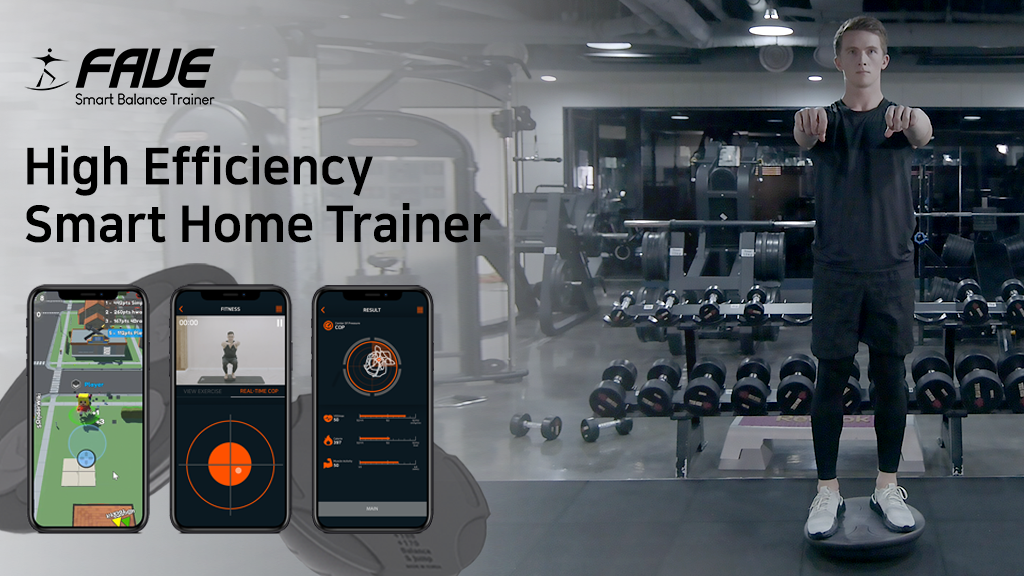 Fave: High Efficiency Smart Home Trainer project video thumbnail