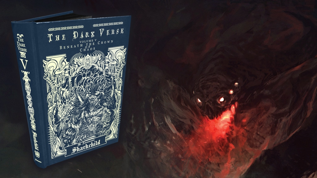 The Dark Verse, Vol. 5: Beneath the Crown of Chaos project video thumbnail