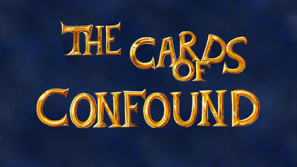The Cards of Confound - Mysterious Puzzle Postcards project video thumbnail