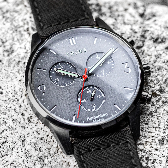 Swedish Designed Watches That Take a Stand Against Gun Violence.