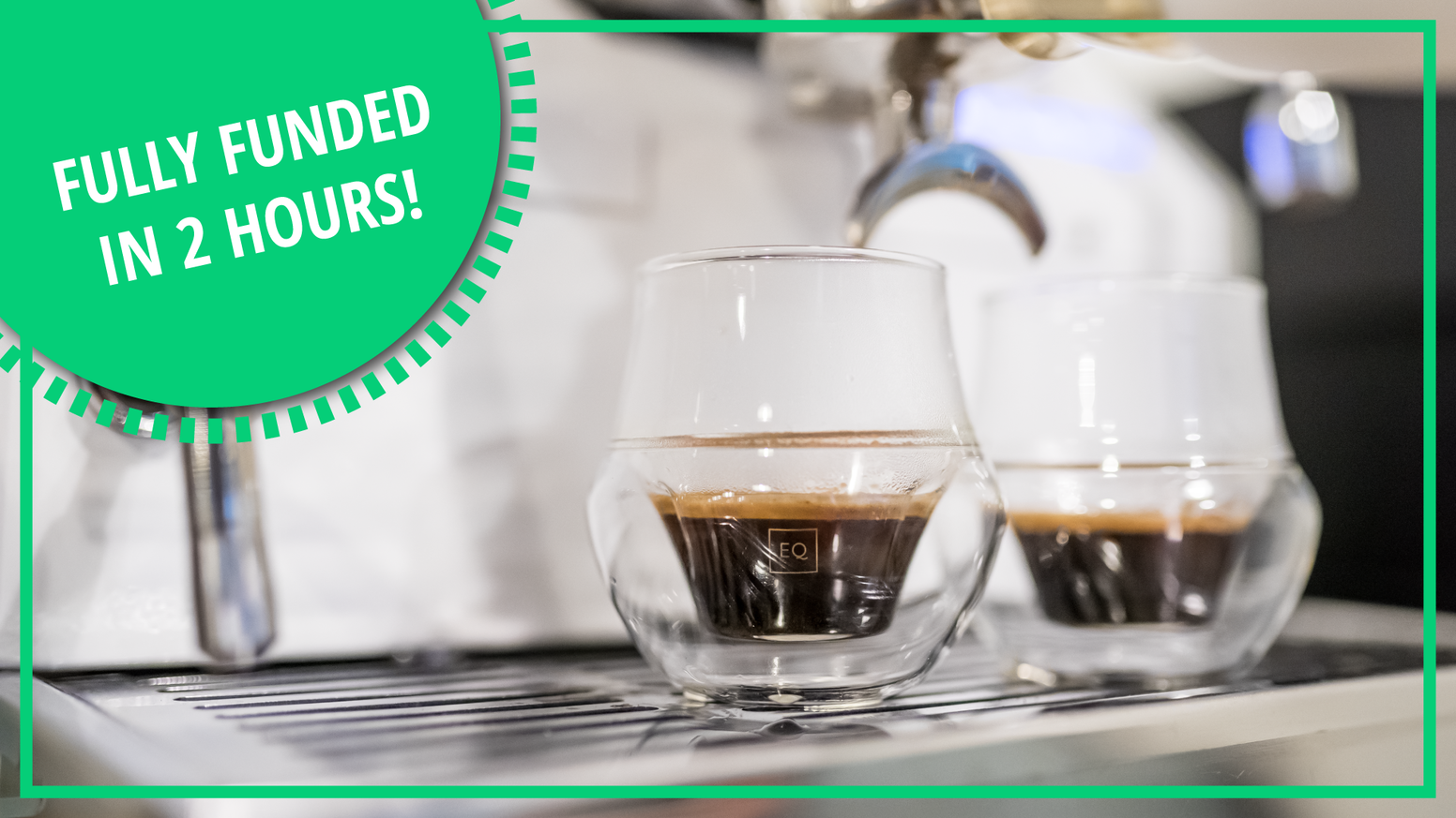 Taking espresso to new heights by providing a more consistent and aromatic experience in every sip!