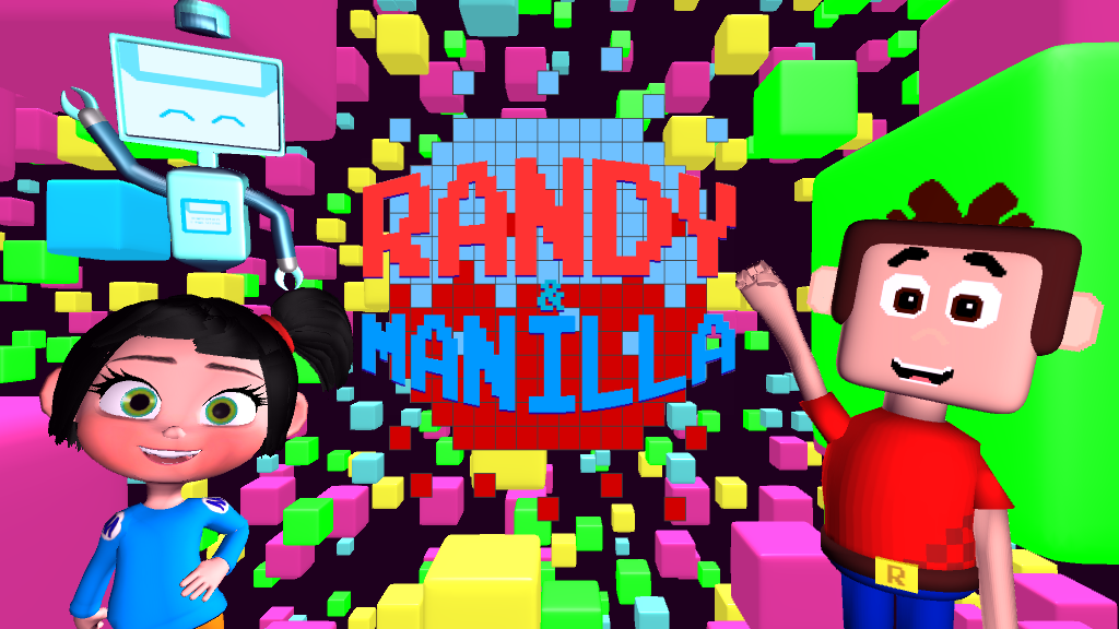 Update 9: Manilla is Playable & Wonder Race · Randy & Manilla - All in One games